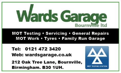 Wards Garage