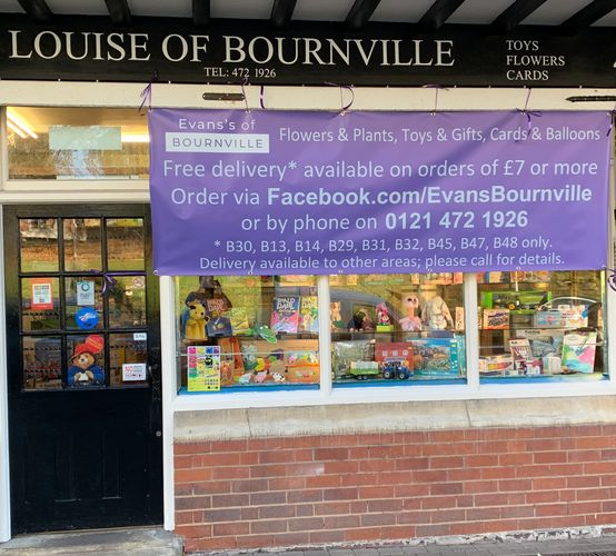 Evans's of Bournville